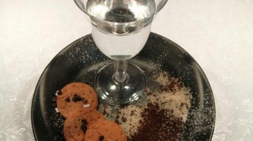 ingredienti crema al caffè all'acqua