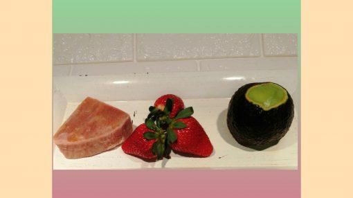 ingredienti tartare di pesce