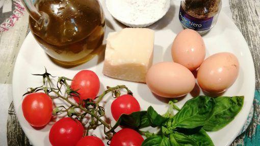 ingredienti ciambella salata