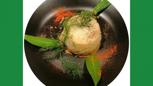 foto sformato di patate e funghi