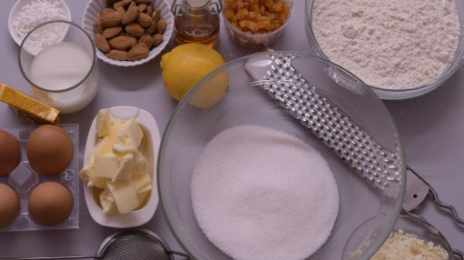 ingredienti Colomba