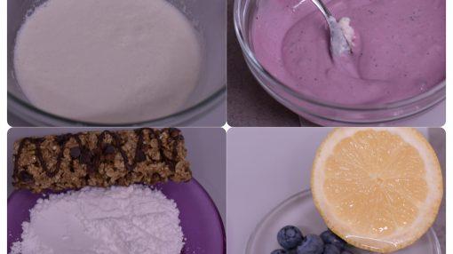 foto ingredienti mousse